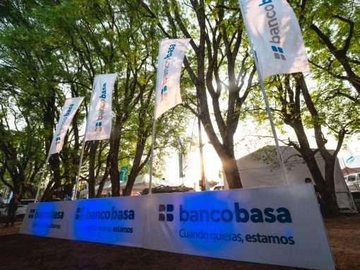 Basanomics expo Guairá  – 1