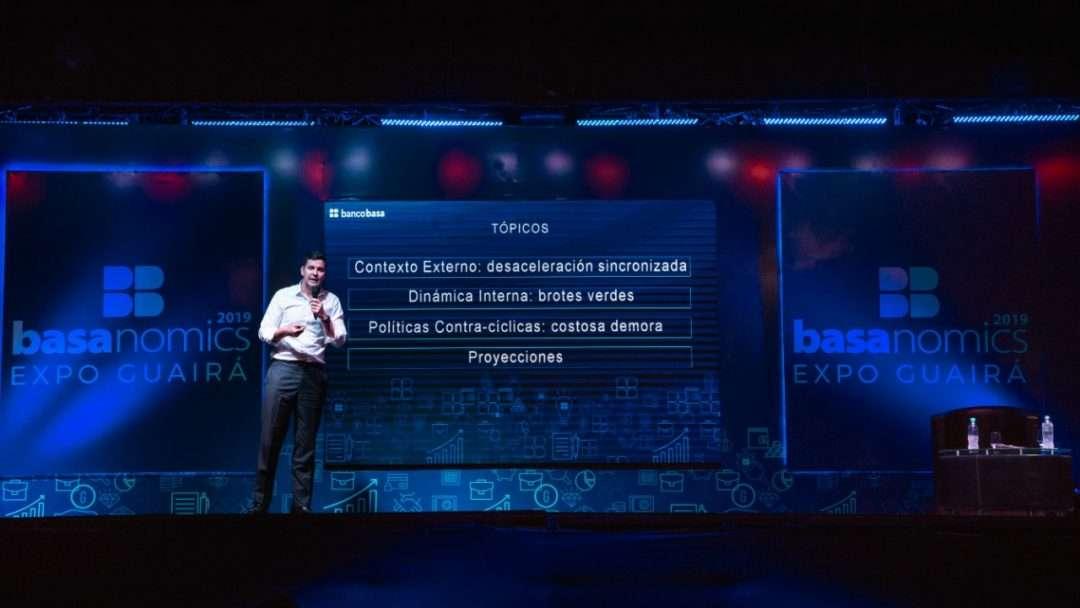 Basanomics expo Guairá  – 12